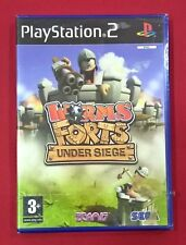 Worms Forts Under Siege - PLAYSTATION 2 - PS2 - NUEVO