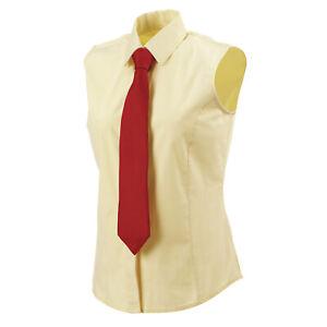 Equetech Sleeveless Stretch Show Shirt - UK10-18 - RRP £30.25 NEW
