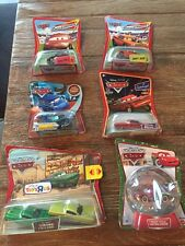 Disney Pixar Cars Lot Of 6 Retired