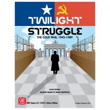 GMT Games Gmt0510 Twilight Struggle The Cold War 1945-1989 Deluxe Edition Board