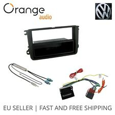 VW Jetta 2004 -> Single Din Fitting Kit Fascia Car stereo Installation kit