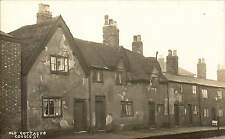 Altrincham. Old Cottages, George Street.