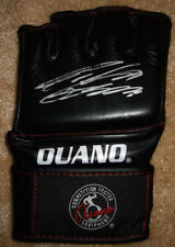 Rafael Feijao Cavalcante Signed Ouano MMA Glove Exact PROOF Strikeforce Auto UFC