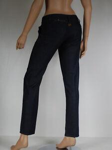jeans femme G-STAR RAW modele MYDNIGHT DANBURY PANT taille W 26 L 32 ( T 34 36 )