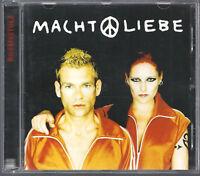 (CD) Rosenstolz - Macht Liebe (2002)