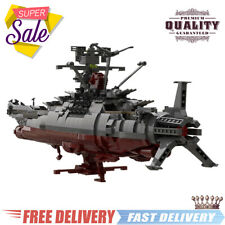MOC-31693 Space Battleship Yamato Building Blocks 1782 PCS Good Quality Bricks
