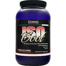 Ultimate Nutrition Iso Cool Chocolate Creme 2 lbs