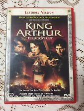 King Arthur - DIRECTOR'S CUT- EXTENDED EDITION- DVD LIKE NEW FREE POST AUS R4