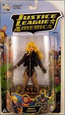 JLA series 1 BLACK CANARY 6in Action Figure DC Direct Toys