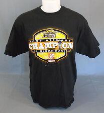 Tony Stewart #20 Home Depot 2005 Nascar Nextel Champ Men's T-Shirt Extra Large
