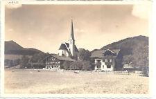 AK Bad Wiessee Tegernsee Oberbayern S/W 1930 LK Miesbach Katholische Pfarrkirche