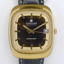 Junghans doublé Automatik Herren Armbanduhr- coole Kultuhr aus den 1970er Jahren