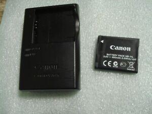 Genuine Canon Camera NB-11L Battery CB-2LD CB-2LF Charger 4 340 350 360 SX400...