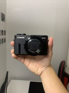 Canon PowerShot G7 X Mark II 20,1 Mpix Appareil Photo Compact - Noir
