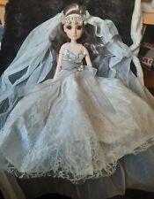 BRIDES DRESS FOR 1/3 BJD DOLLS