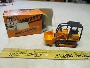 Case 850B Construction King 1/35 Model Conrad Germany Backhoe Loader Bulldozer