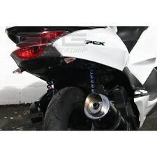 Heckdurchgang Heck Verkleidung in Schwarz MTKT für Honda PCX 125