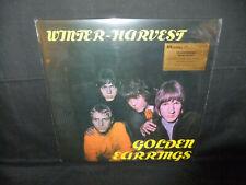 Golden Earrings Earring Winter Harvest Sealed New Colored Gold Vinyl LP