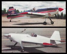 IMAC One Design Aerobatic Sport Plane Plans,Templates, Instructions 72ws