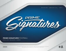 2016 Prime Signatures Football - INSERT PARALLEL Serial #d - Pick Your Card