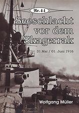 Deutsche Gesch. * Seeschlacht vor dem Skagerrak 31. Mai / 01. Juni 1916, Nr. 44