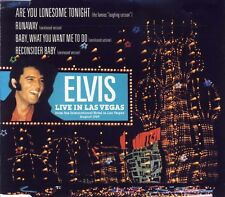 ELVIS PRESLEY - Live in Las Vegas 4TR CDM 1991 ROCK & ROLL incl Laughing version