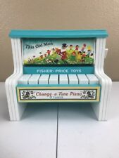 2010 Fisher-Price Toys Change-A-Tune Piano Plays 3 Tunes  ARC 1530 A12