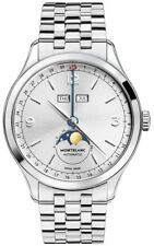 112647 | BRAND NEW MONTBLANC HERITAGE CHRONOMETRIE QUANTIEME COMPLET MENS WATCH