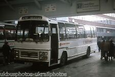 Eastern Counties LL816 Victoria Coach Station 1980 Bus Photo