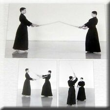 Japanese Sword Kendo Arts 3 5 ZNKR - Bokuto English Manual Katana Iaido