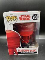 Praetorian Guard Star Wars The Last Jedi Funko Pop! #200 New In Box