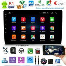 "2Din 10.1"" Autoradio Android GPS WIFI TF FM AUX Pantalla táctil Radio de Coche"
