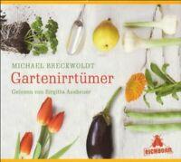 BIRGITTA ASSHEUER , MICHAEL BRECKWOLDT - GARTENIRRTÜMER  CD NEW