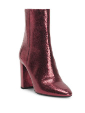 1735ac3d Yves Saint Laurent Red Ankle Boots for Women for sale   eBay