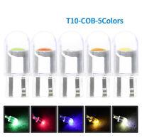 10PCS T10 LED Car Width Lights Bulb W5W 3030 SMD Interior Reading Lamp Kit-WI