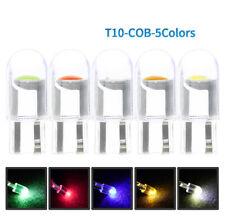 10PCS T10 LED Coche Luces Bombilla W5W Ancho 3030 SMD Interior Lámpara de lectura Kit-RO