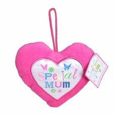 Soft Sensations Special Mum Heart Cushion - Mother's day gift
