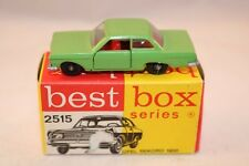 Bestbox Best Box 2515 Opel Rekord rare green perfect mint in box super model
