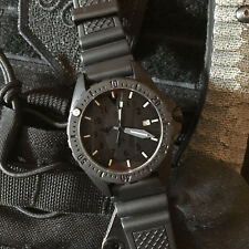 KHS XTAC MISSIONTIMER 3 TITANIO Limited Edition Tactical Watch
