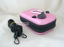 Camera Case for Canon TX1 G7X SX210 SX220 SX230 SX240 SX260 SX275 SX280 Pink