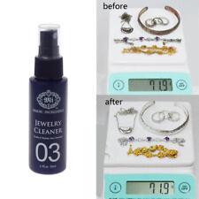 50ML Quick Gem Jewelry Cleaner Anti-Tarnish Cleaning Diamond Silver Gold