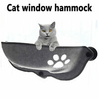 Chat Ferret Fenêtre Hamac Coussin Lit Doux Pet Maison Maison Pad Ventouse