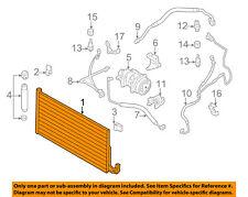 MINI OEM 11-15 Cooper Air Conditioner A/C AC-Condenser 64539228607
