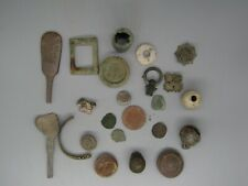 Collection Of UK Metal Detecting Finds 17