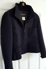 Chanel 00A 100% cashmere Jacket 38FR