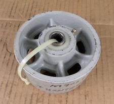 "4"" X 2"" X 5/8"" Solid Steel Wheel"