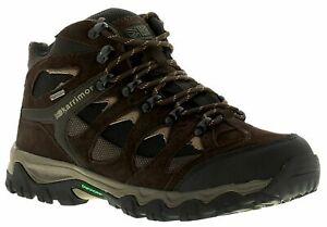 Karrimor Jura Mid Men's Weathertite Waterproof Hiking Walking Boots Brown