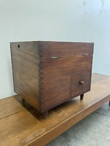 Hans Wegner Style 1960s Bar Cube