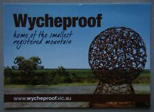Wycheproof Home Of The Smallest Registered Mountain Postcard (P223)