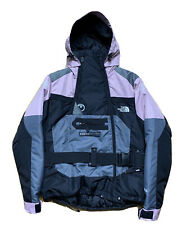 Womens Small Rare Dusty Rose The North Face Steep Tech Hooded Parka Pink
